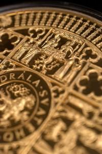 Pamětní medaile - detail