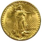 Nejslavnější zlatá mince Double Eagle