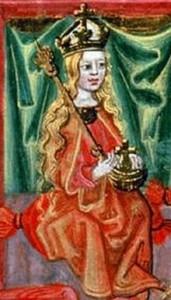 Královna Blanka z Valois