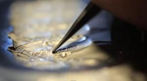 Výroba pamětní medaile