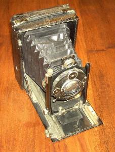 Použití stříbra ve fotoaparátu