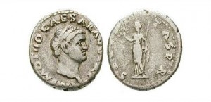 Denár císaře Othona