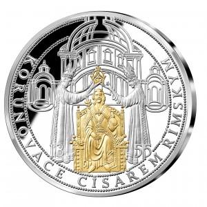 Pamětní medaile Karel IV.