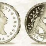 Jak získat stříbrnou repliku legendárního Flowing Hair Liberty dolaru díky jediné fotce?