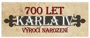 700. let výročí narození Karla IV.