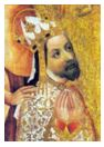 Portrét Karla IV.