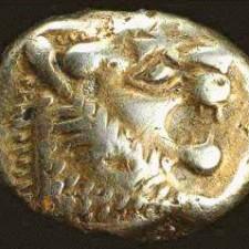 Nejstarší mince světa, zdroj: http://bit.ly/2arOrR6