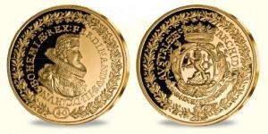 Replika 40dukátu Ferdinanda III.