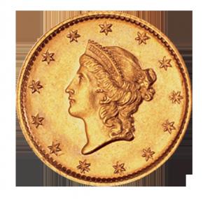 Vzácná americká mince