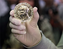 Medaile Nobelova cena z amír