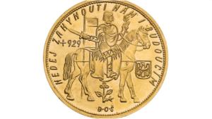 K vidění na numismatické aukci