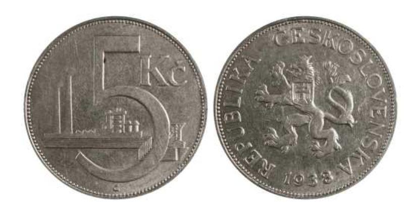 Československé mince