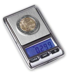váha na mince