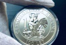 100. výročí koruny