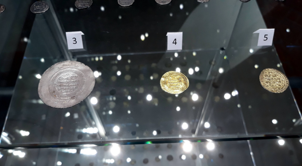 mincovní poklady