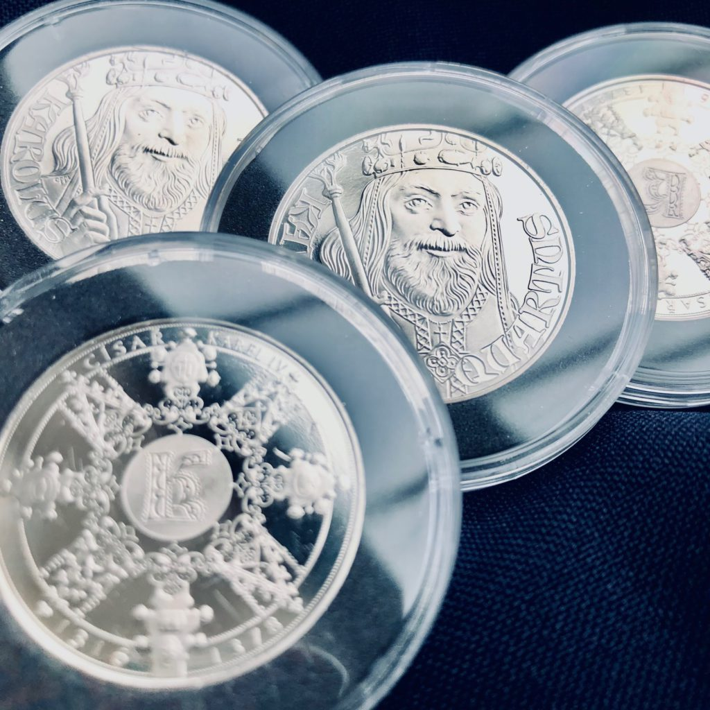 mince zdarma Karel