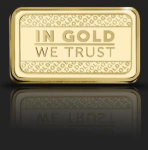 Zlatá mince