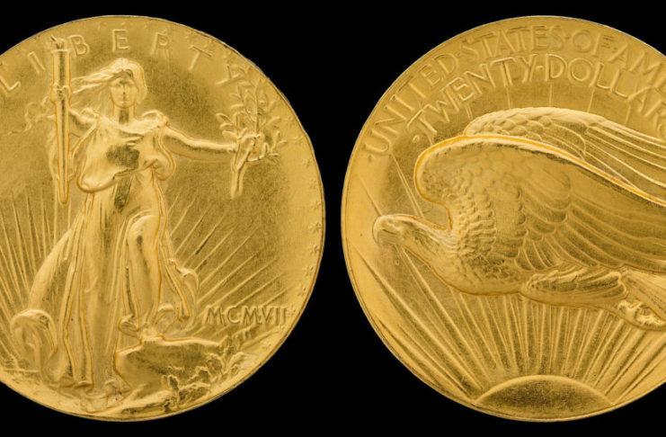 nejcennější mince světa